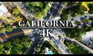 California by Drone